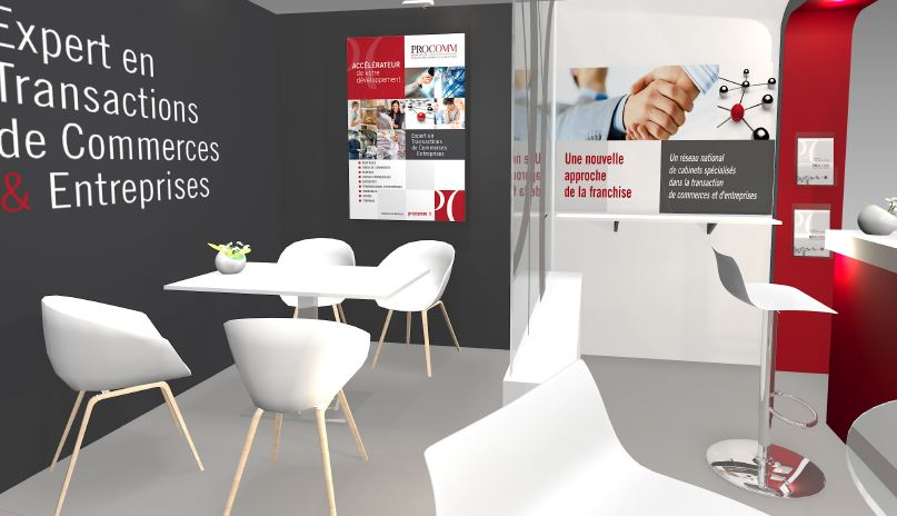 procomm est pr sent franchise expo paris du 25 au 28